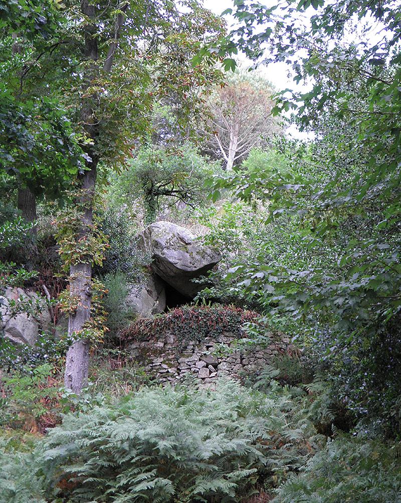 La grotte d'Eloïse