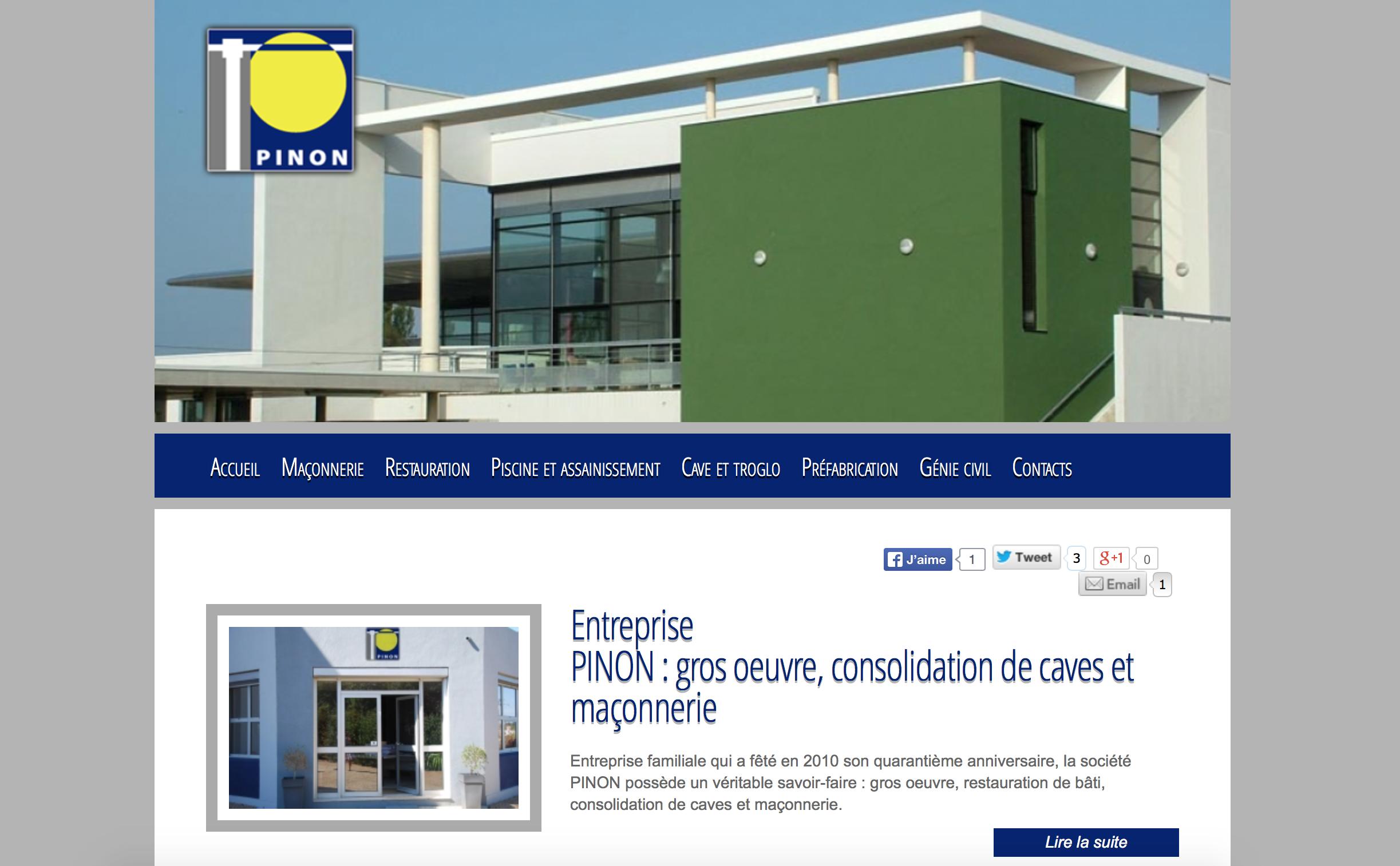 Pinon SA