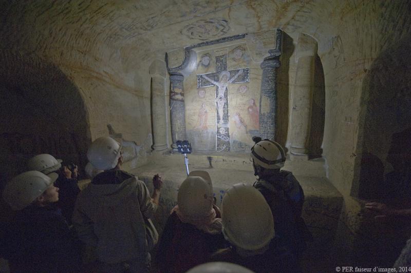 La Chapelle de la Quebrie
