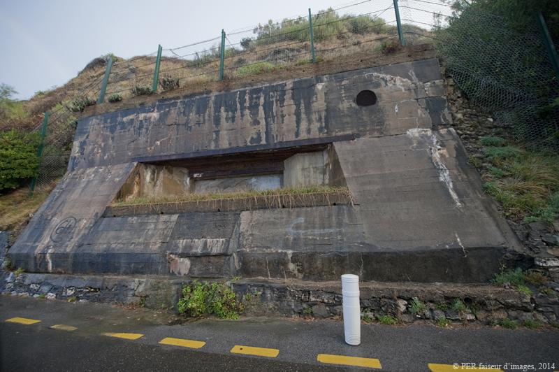 Les bunkers de Biarritz