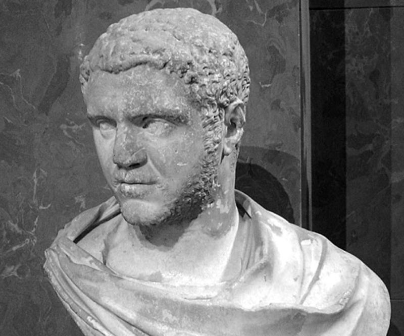 De Caracalla, à  Mithra (1)