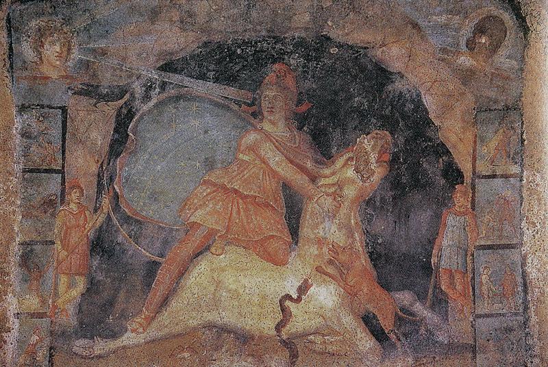 De Caracalla, à  Mithra (2)