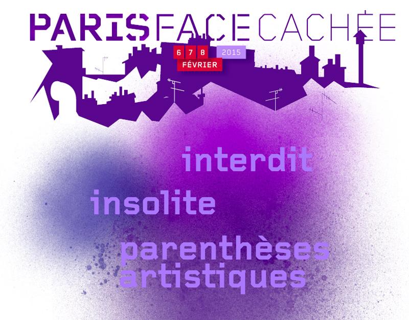 Paris Face cachée, nouvelle édition