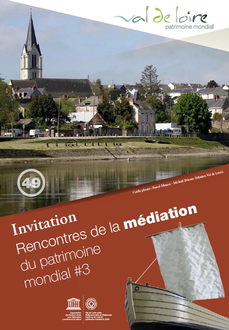 Mission Val de Loire, avril 2015