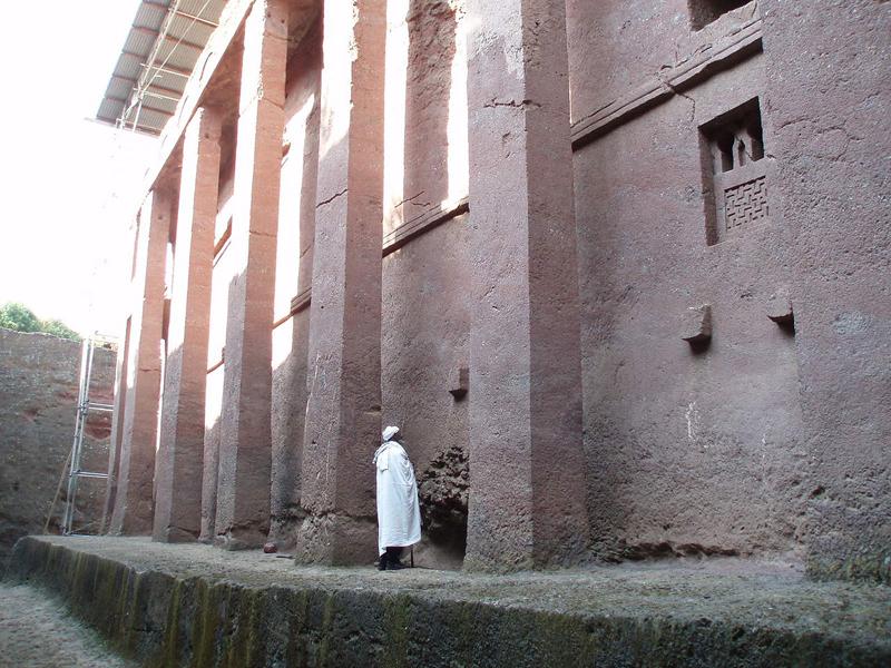 Lalibela, les églises monolithes d'Abyssinie