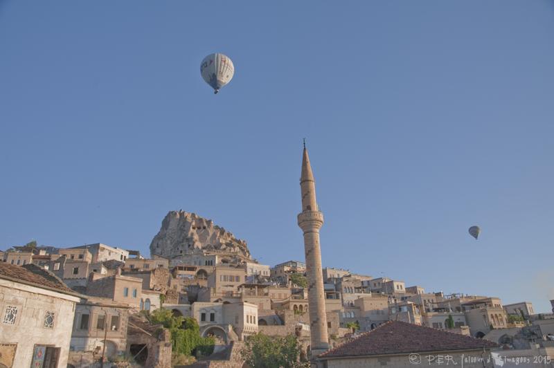 Chambres d'hôtes en Cappadoce (1/3)