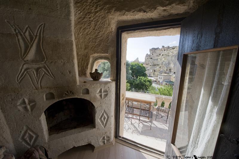 Hôtel troglo en Cappadoce : le Village Cave hotel à Cavusin (3/3)