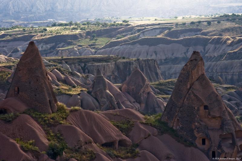 Conte de fées en Cappadoce