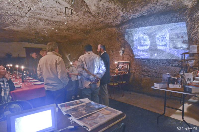 Jules Verne en caves