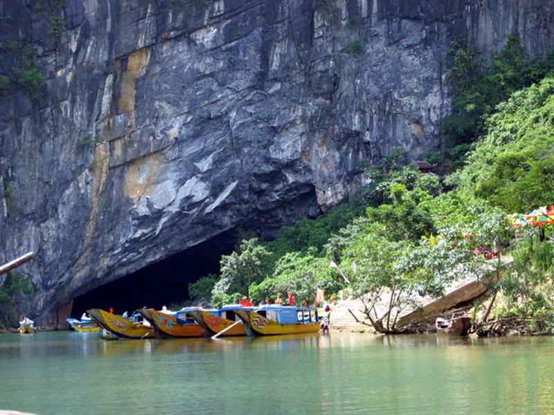 Les grottes de Phong Nha-Ke Bang, Vietnam