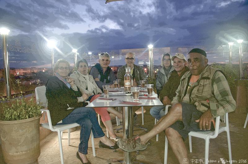 Le Maroc, selon les Trogs, 2016