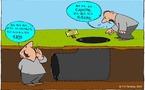 Monsieur l'Imprudent et les troglos (1)
