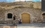 Destruction de grottes palestiniennes