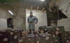 Un jardinier en souterrain 1