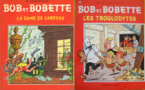 "Bob et Bobette, ""Troglonautes""?"