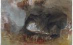 La peinture du dimanche, Turner et les troglos