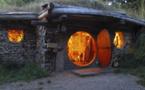 Maison de hobbits... dans le Morvan!