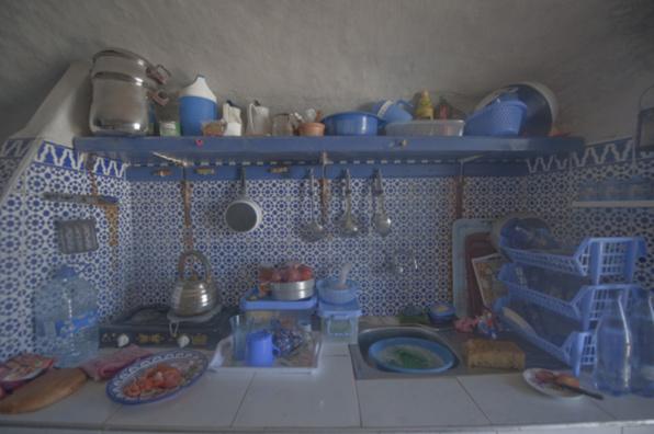 le coin cuisine